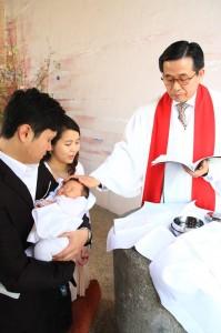 부활절 유아세례-김리나-1