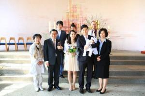 부활절 유아세례-김리나